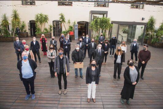 Impulsa Cultura 2020 - Binomic.cat/Gargar Festival